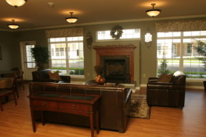 Waterside Common Room Cohoes NY Senior